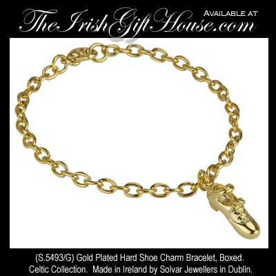 Solvar Irish Jewelry Gold
