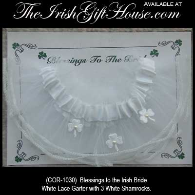 Good Wedding Gift on Irish Wedding Gifts And Accessories