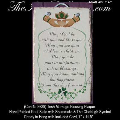 Funny Wedding Gifts Ireland : ... irish wedding blessings irish blessings quotes funny irish blessings
