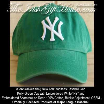 Green Yankees Hat Shamrock - Hat HD Image Ukjugs.Org b3bc712bf42