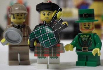 An Englishman, a Scotsman and an Irishman Jokes