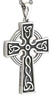 Celtic cross necklaces for men celtic cross necklaces for men aloadofball Gallery