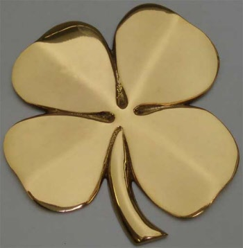 Four Leaf Clover Wall Hangings