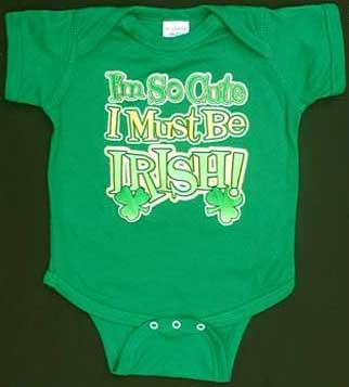 Irish Baby Clothing