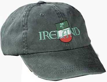 Irish Baseball Hat - Image Of Hat 3cbb7e7ecda2