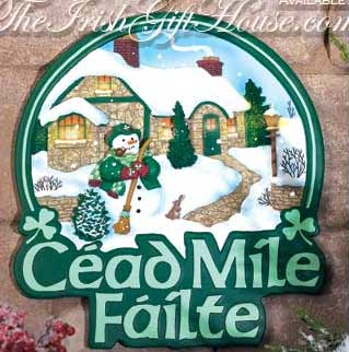 Belleek Christmas Decorations
