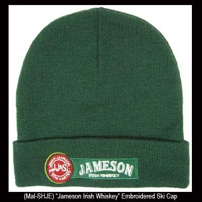 ... irish whiskey knit ski cap mal shje jameson irish whiskey knit cap an