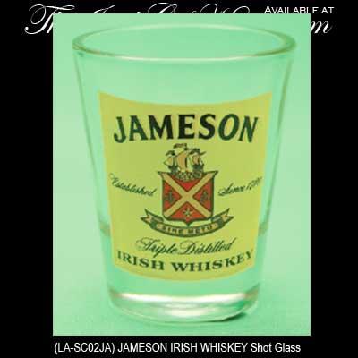 jameson whiskey shots