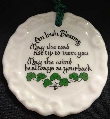 belleek-christmas-ornaments-irish-blessing-shamrocks