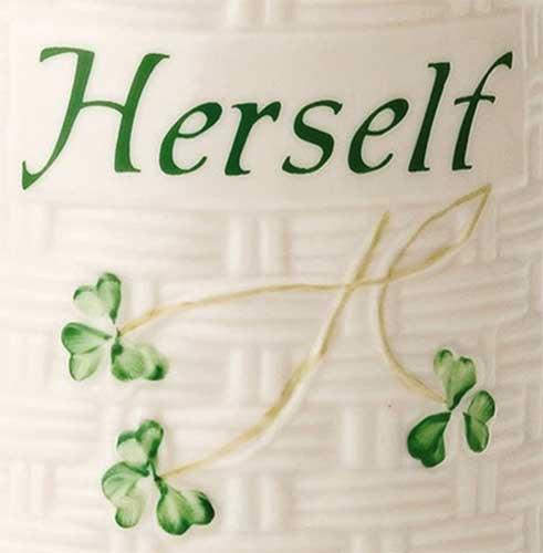 Irish Wedding Gifts From Ireland: Tis Herself Irish Gifts