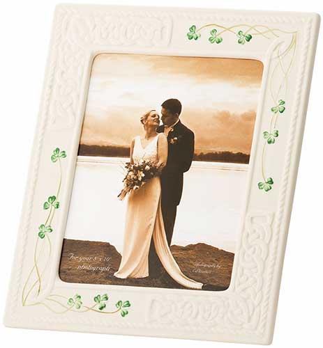 Irish Wedding Picture Frames