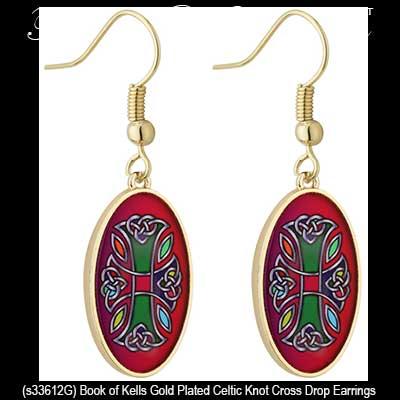 Book Of Kells Jewelry