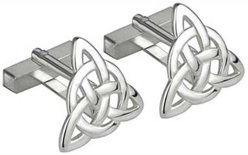 Celtic Cross Pair Cufflinks Ireland Irish Cuff Links