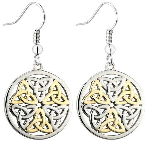 60fe72809 Celtic Snowflake Jewelry