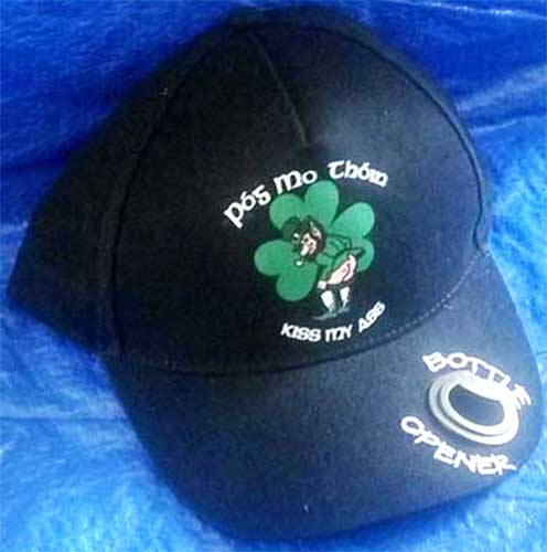679ffa4fb Irish Cap - Pog Mo Thoin