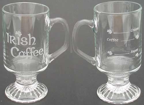 Irish Coffee Gles Recipe