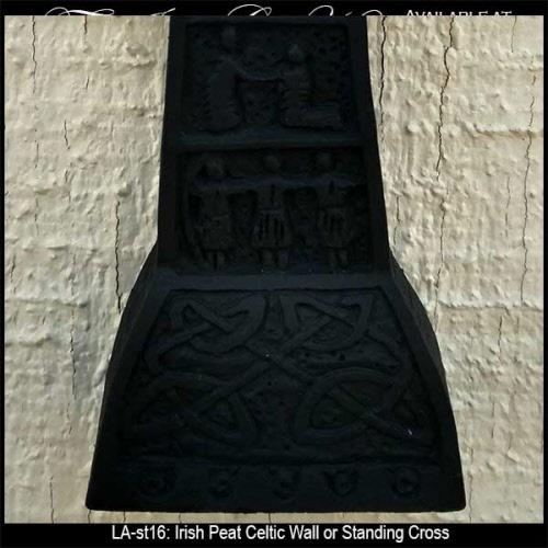 Standing Celtic Crosses