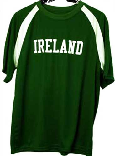 sports shoes b6b93 43f10 Irish Soccer Jersey
