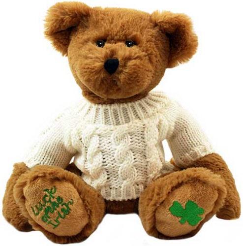 Luck Of The Irish Bear