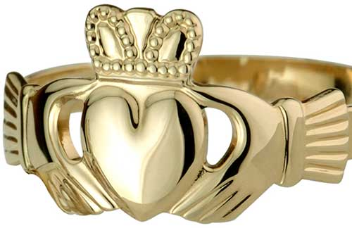 Celtic Irish Jewelry Claddagh Jewelry Gold Claddagh Irish Celtic Jewelry Irish Claddagh Irish Traditional Claddagh For Men