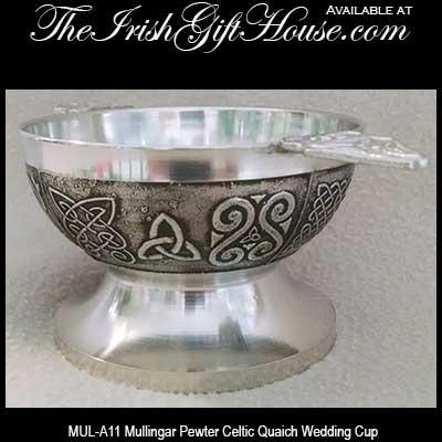 Mullingar Pewter Wedding Gifts