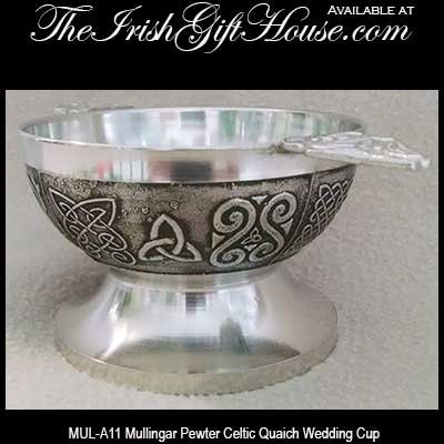 Wedding Gifts For Groom Ireland : Mullingar Pewter Wedding Gifts