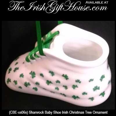 Irish Baby Keepsakes