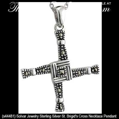 Bridgets Cross Pendant St