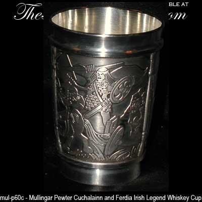 Vintage Pewter Beaker Mullingar Pewter Cup by TheVintagePineapple