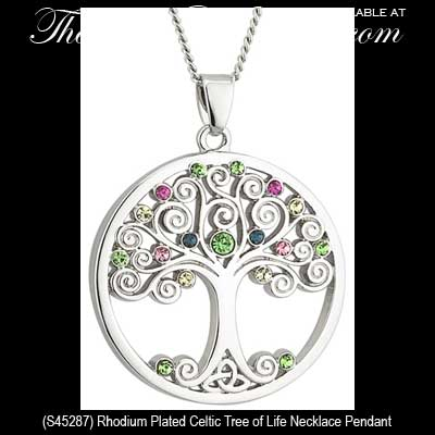 Mother 39 s day special free shipping on irish and celtic for What is the meaning of the tree of life jewelry