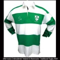 Irish Gifts - Traditional Irish Rugby Shirt
