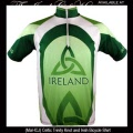 Irish Gifts - Ireland Cycling Jersey